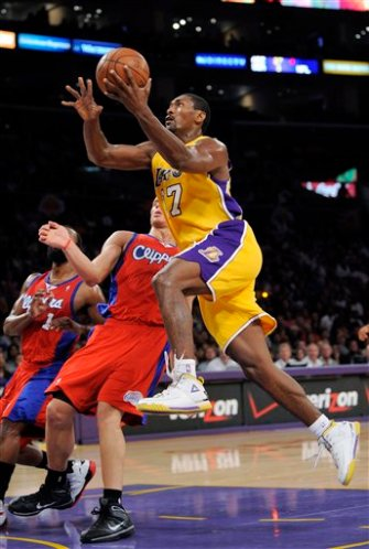 Clippers Lakers Basketball